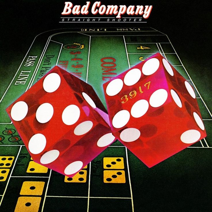 Bad Company Straight Shooter: Deluxe Edition on 180g 2LP Remastered from the Original Tapes w/ 8 Previously Unreleased Bonus Tracks! For the first time ever, Bad Company has remastered Bad Company (19