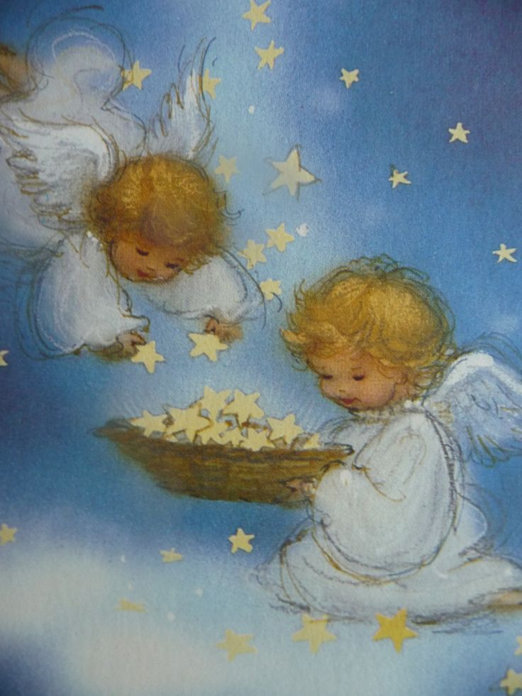 little Christmas angels