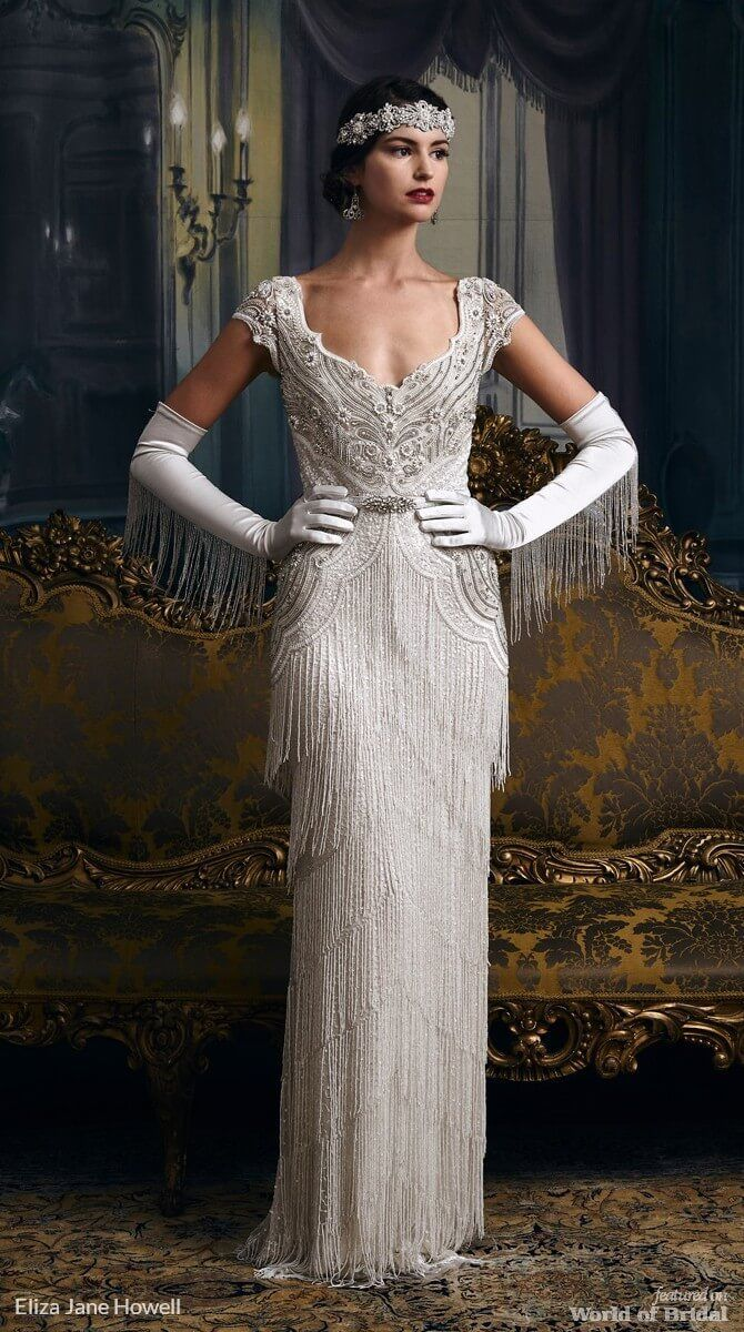 Eliza Jane Howell 2018 Wedding Dresses – #20s #dresses #Eliza #Howell #Jane #Wed…