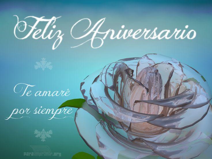 Tarjetas De Aniversario De Bodas: Feliz Aniversario Para Mi Esposo