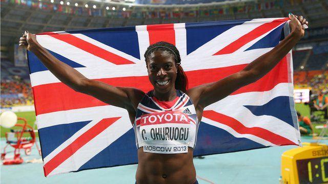 BBC Sport - Christine Ohuruogu one of Britain's greatest athletes - Steve Cram GOLD at World Championships