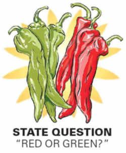 New Mexico State Question? Red or Green?