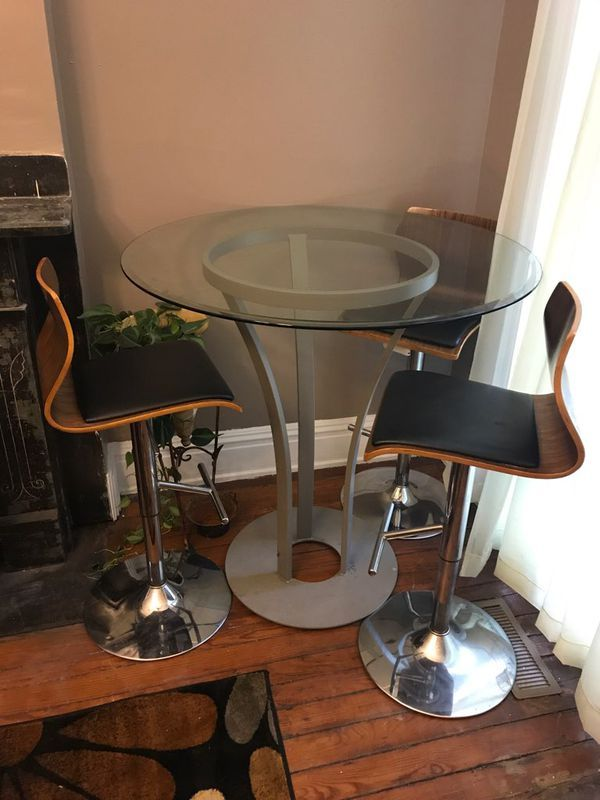 Bistro Table Furniture In Richmond Va Offerup Dining Room