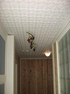 faux tin ceiling tiles