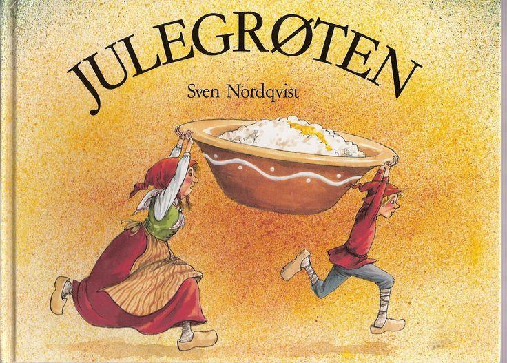 """- Sven Nordquist: -""""Julegrøten"""". Damm bildebøker 1998. --""""Julens bilder med triptyker fra renessansen"""" Gyldendal fakta 1997. """"Vinduer"""" man kan åpne. --Kjell Johnsen: """"Juletrefesten"""". Bokklubbens barn 2001."""