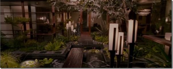 This is the indoor aviary from the remake of When a Stranger Calls. The house is the best part of that movie.