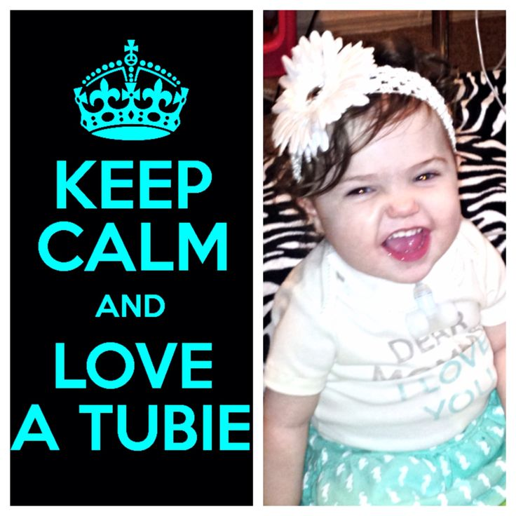 Our super tubie!