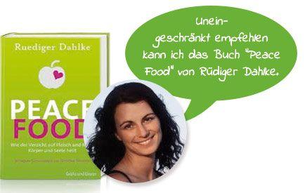 Peace Food von Rüdiger Dahlke