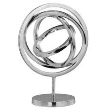 Spinning Armillary Sphere Sculpture