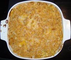 Broccoli & Velveeta Ritz Casserole Recipe Aloissa - CHOW