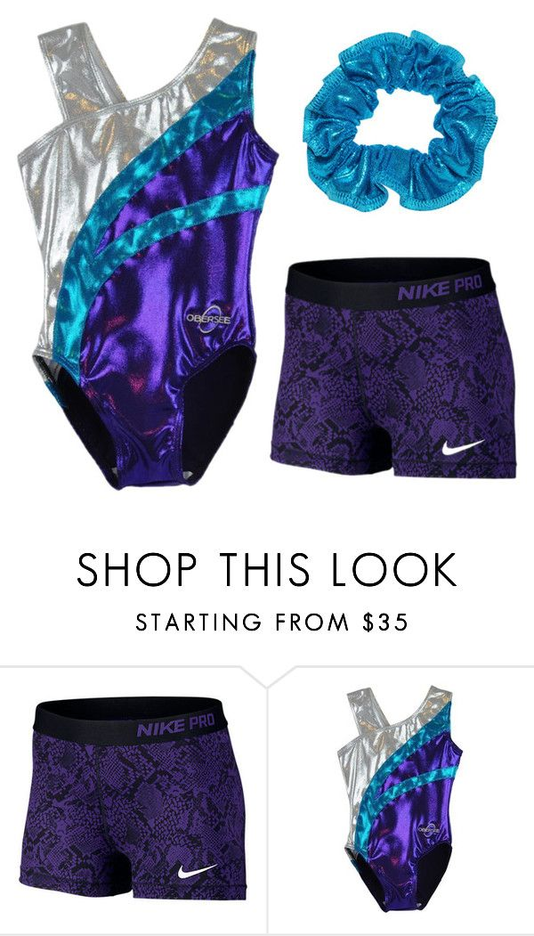 """""""Basic Gym Set"""" by gracenickel on Polyvore featuring NIKE and gymnastics"""