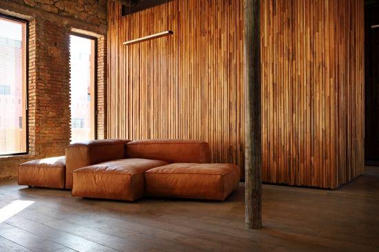 Ko - marrakech - la menuiserie bois et réalisé par la société agouim Marrakech