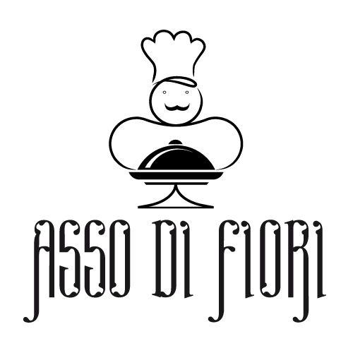 Un Logo personalizzabile per Ristorazione. Logo per Ristorante, Gastronomia, Gourmet
