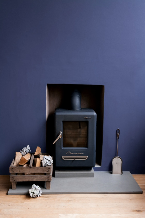 As a paint colour Indigo adds a surprising, elegant strength and shows you are quietly confident with colour http://www.dulux.co.uk/colouroftheyear/index.jsp