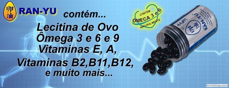 RANYU Lecitina de Ovo - São Paulo R$ 90,00 - Ran-yu - Lecitina de Ovo - Óleo de Ovos, Egg Lecitin - Lectina de Huevo - Fosfatidolcolina em la Lecitina