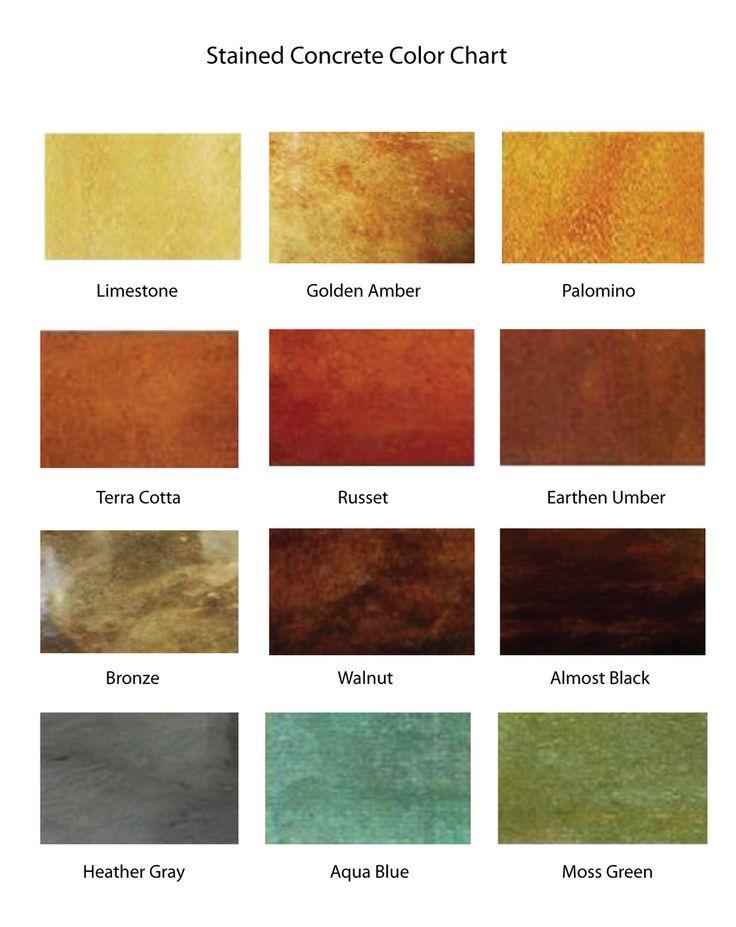 25 best CONCRETE COLORING images on Pinterest | Cement, Coloring ...