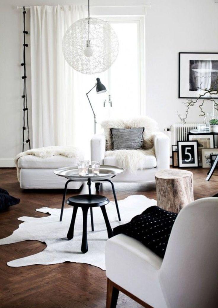 Deco style maison de campagne nature scandinave et famille