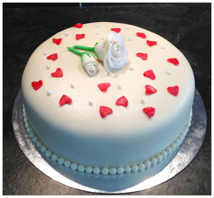 Weddingcake to a friend