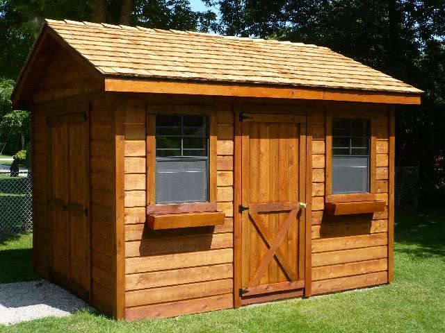 17 best images about french country style on pinterest for Cedar shingle shed