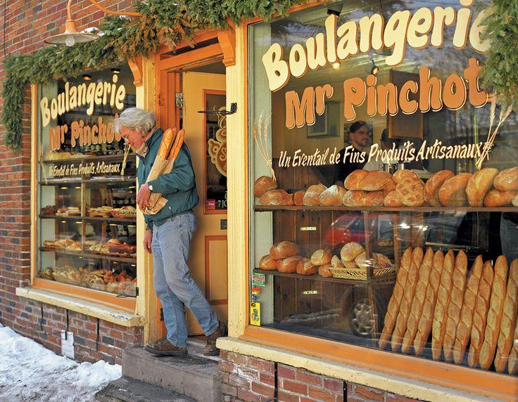 boulangerie mr pinchot (4354 Rue de Brébeuf, coin Marie-Anne)