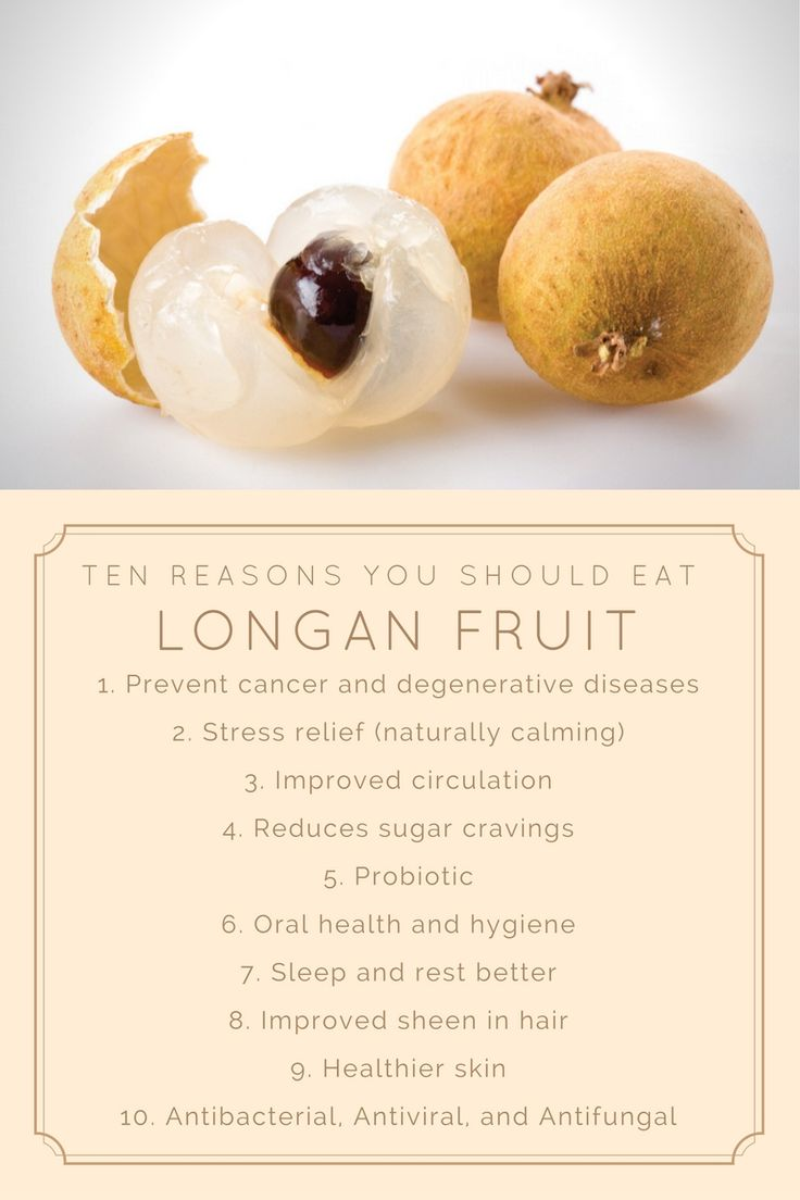 Absolutely Love Longan Fruit! These are the top 10 benefits of Longan.