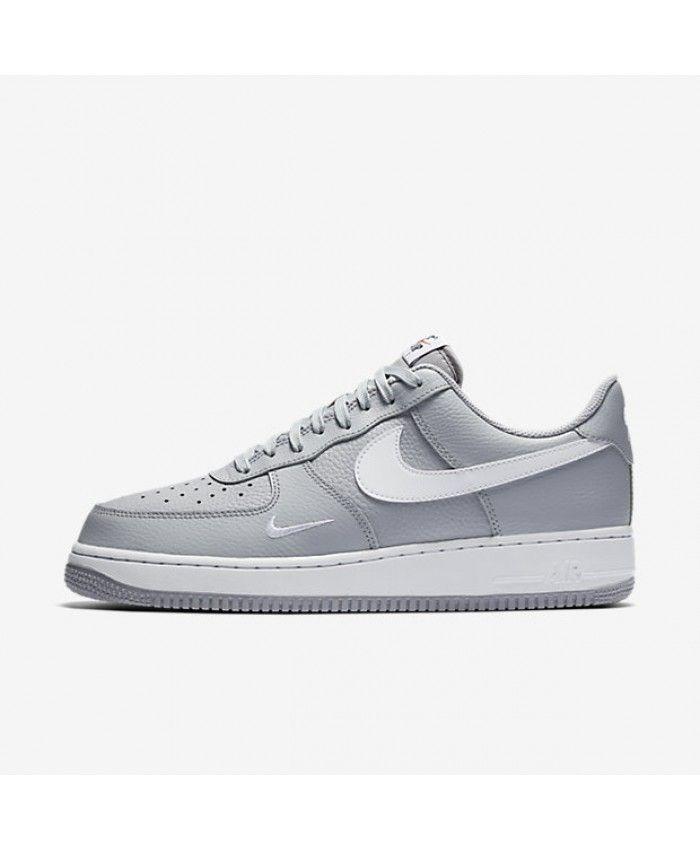 NIKE Nike air force 1 sneakers AIR FORCE 1 LOW 07 low 820,266 018 men's shoes gray