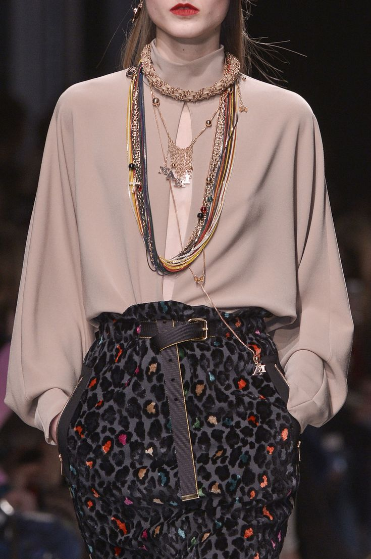 Alexis Mabille at PFW Fall 2013