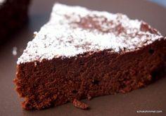 Torta Formosa – ein Kuchen wie Schokoladenmousse