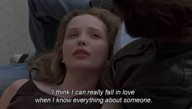 Before Sunrise (1995) Antes del amanecer