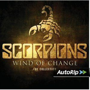 Scorpions - Wind of Change THE COLLECTION £3.00 the perfect stocking filler  #christmas #gift #ideas #present #stocking #santa #music #Scorpions