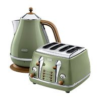 Kettle and Toaster From DeLonghi Absolutelly LOVE IT!