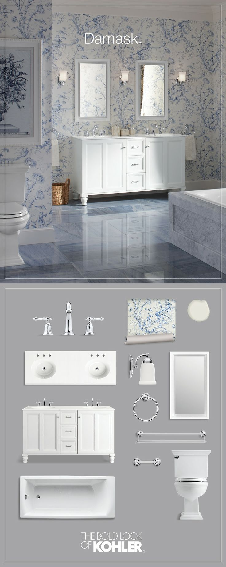Kohler Collections : 17 Best images about KOHLER Vanity Collections on Pinterest ...