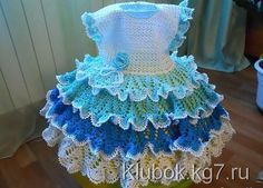 Платье для принцессы | Клубок
