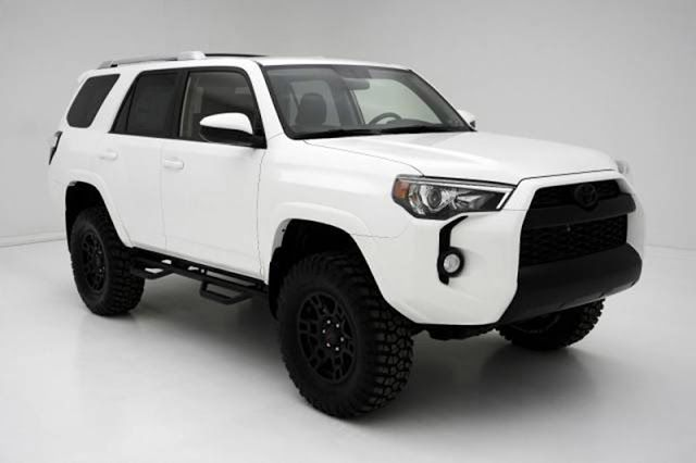 2017 Toyota 4Runner  Redesign and Powetrain