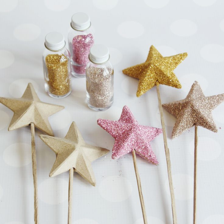 57 best diy wands images on pinterest witch craft magic for Princess wand craft kit
