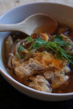 癒されスープ。簡単「きのこ塩麹スープ」|レシピブログ