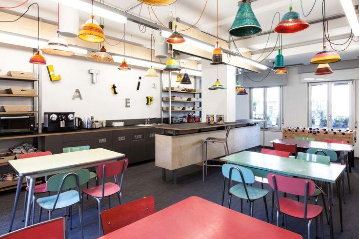 Nuova sede Facebook Italia: inaugurati i nuovi uffici a Milano | ·Realize Studio·