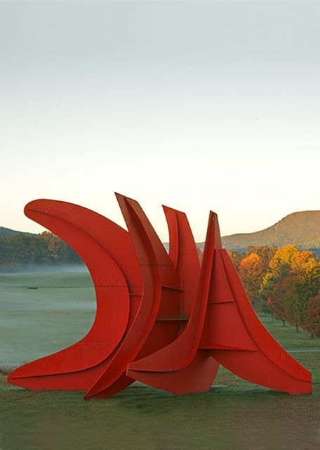 Storm king sculpture Center Hudson Valley NY
