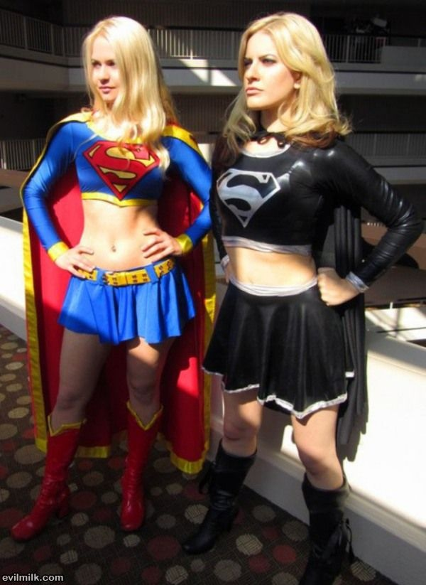 SuperGirls | Costume - Fantasy | Pinterest