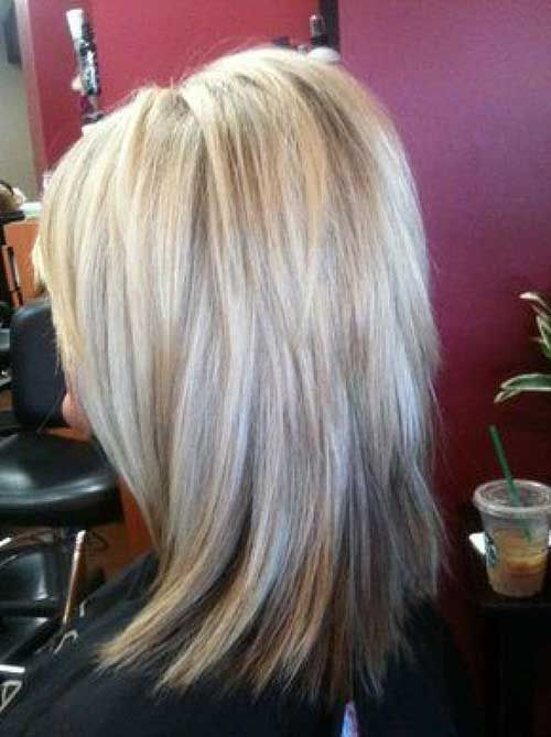 15 cute hairstyles for short layered hair # …