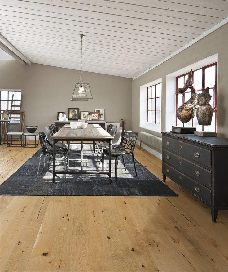 Interiérové studio Heth / dřevěné podlahy