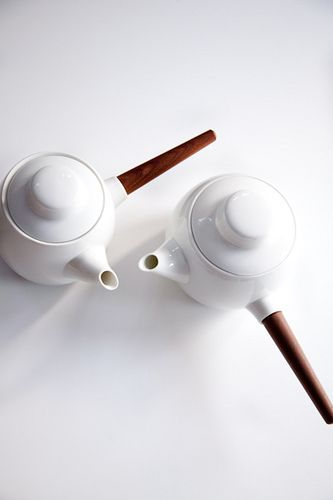 Henning Koppel teapots.