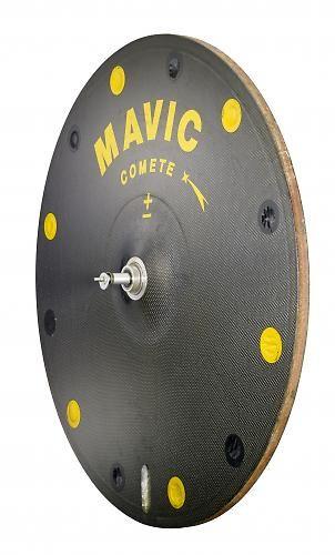 history of mavic wheels wood to carbon