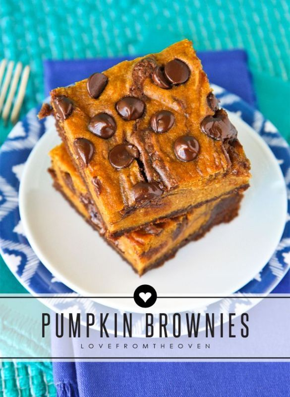 Falling leaves, pumpkin brownies, and crisp morning breezes are all signs that autumn has arrived. Along with cooler weather and Halloween, the pumpkin brownie is something that many people look forward to all year long. And yes, chocolate lovers, chocolate is included in this sinfully decadent treat. Check out the following guide for this recipe and keep reading for more delicious tips from eBay!