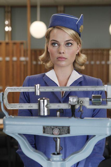 Margot Robbie from Pan Am