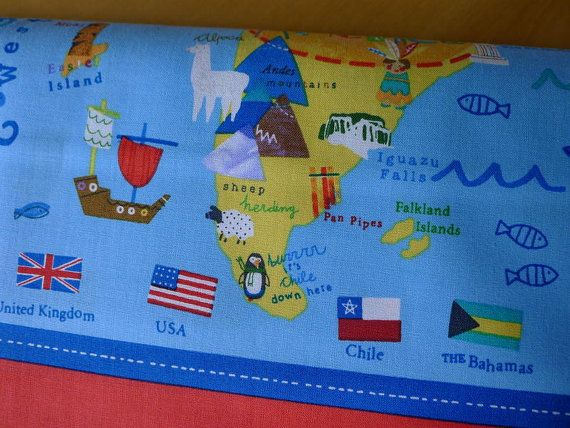18 best world map icons images on pinterest map icons world last what a world map panel p b textiles 24 x 44 map blue red quilting sewing craft cotton fabric gumiabroncs Gallery