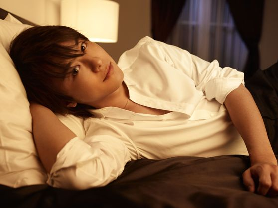 EXILE Takahiro - OMG, what a combination of cute and sexy...