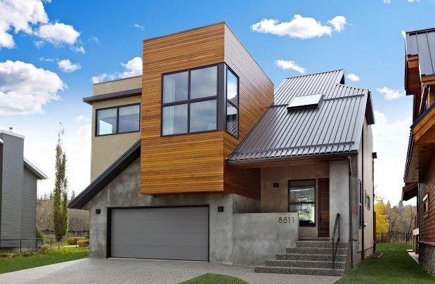 8 best edmonton roofing news images on pinterest for New modern homes edmonton