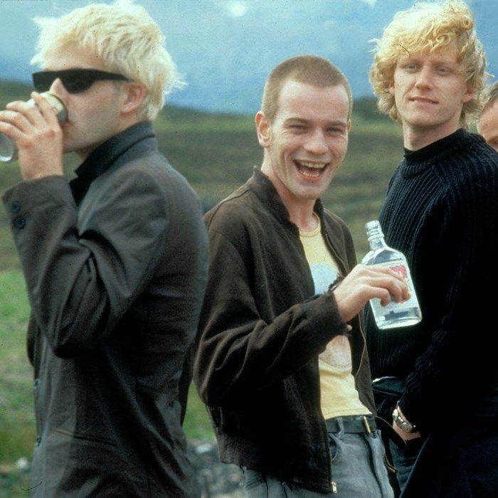Dissecting the visual legacy of Trainspotting