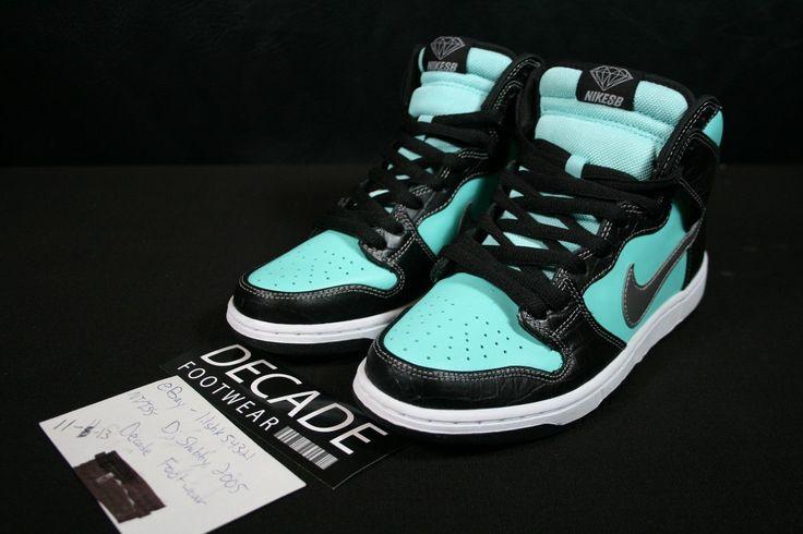 Diamond Supply Co X Nike Sb Dunk High Diamond New Images